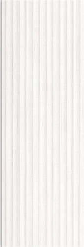 Настенная плитка Mei Elegant Stripes White Structure O-ELS-WTU052